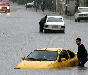 Наводнение в Центральной Европе, тысячи людей эвакуируются