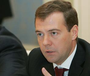Медведев назначил на должности ряд руководителей ОВД