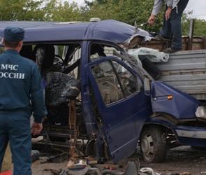 Авария в Туле с участием «Газели», одиннадцать пострадавших