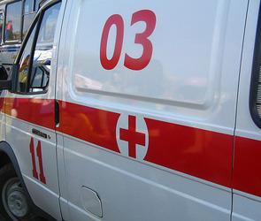 На трассе Москва-Дон столкнулись пассажирский автобус и три  автомобиля