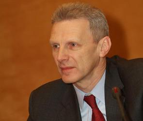 В Воронеж прибыл министр образования и науки Андрей Фурсенко