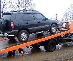 В Воронеже будут эвакуировать неправильно припаркованные авто