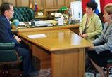 Губернатор Воронежской области побывал в центре реабилитации детей