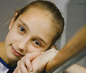 Гимнастка из Воронежа Виктория Комова стала лучшей спортсменкой месяца