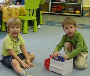 В Воронеже при участии мэра города открылся коррекционный детский сад