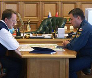 В Воронежской области увеличится численность подразделений пожарной охраны