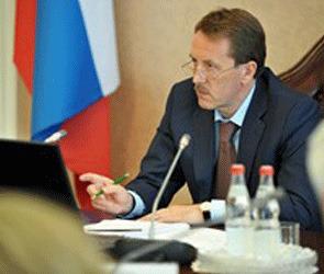 Власти Воронежа обсудили вопросы финансового оздоровления «Водоканала Воронежа»