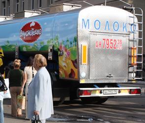 В День города воронежцы выпили 4480 литров молока