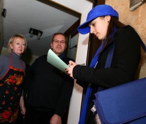 Воронежская милиция готовится к переписи населения