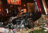 Водитель «Aston Martin», протаранивший киоски в Москве, был пьян