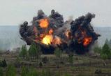 Взрывы под Воронежем продлятся еще два года