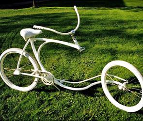 Вам надо купить велосипед