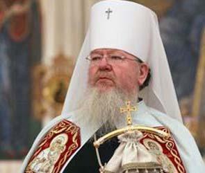 Воронежский митрополит освятил храм на территории Сити-парка «Град»