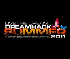 Мувик SK Gaming на DreamHack Summer 2011