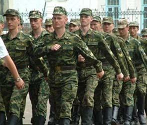 В Воронежской области выполнена норма призыва в армию