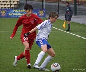 Воронежская «Энергия» одержала волевую победу в Перми