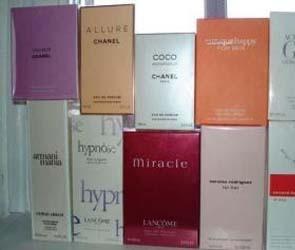 В Воронеже уничтожат контрафактную парфюмерию