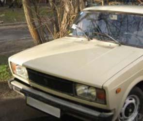 Автоинспекторы задержали похитителя автомобиля
