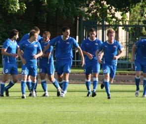 Воронежский «Факел» опробует новый состав на клубе второго дивизиона