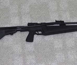В Воронежской области 5-летний мальчик ранил из винтовки свою сестру