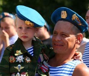 Воронежская полиция в день ВДВ примет повышенные меры для обеспечения порядка