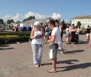 Воронежцы готовы высмеивать Президента и собственных родителей
