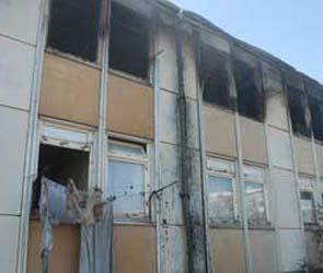 Жителей сгоревшего общежития в Шиловом поселят в Тенистом