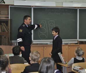 1 сентября в Воронеже стартовала «Школа полиции»