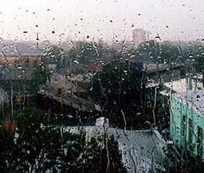 Погода в День города праздничной не будет