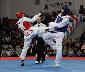 Воронежская спортсменка одержала победу на международном турнире по тхэквондо