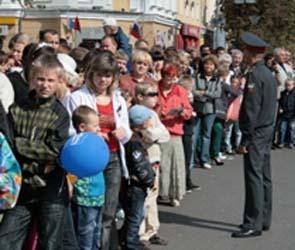 Юбилейные торжества в Воронеже обошлись без происшествий