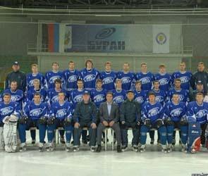 Воронежский «Буран» лидирует в первом хоккейном дивизионе