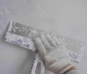 Размазать по стенке (Выбор и покупка шпатлевки в Воронеже)