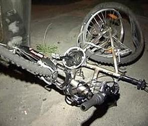 В Воронеже фура насмерть сбила велосипедиста