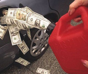 Всероссийская акция протеста против роста цен на топливо