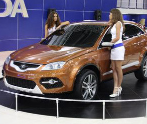 +33% составил рост производства российских автомобилей