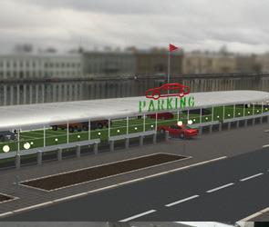 Воронежцы могут поучаствовать в создании плавучей парковки