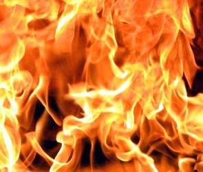 В Воронежской области два человека погибли в огне