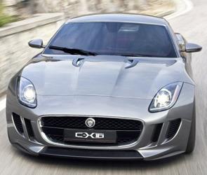 Новинка: спорткар Jaguar C-X16