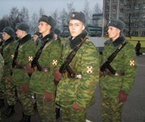Осенью гарнизоны воронежской области пополнятся новыми призывниками