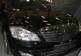 Работники автомойки угнали Mercedes S500