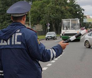 Житель Воронежской области напал на сотрудника ГАИ