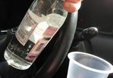 В Воронеже пьяный водитель врезался в сломанный автомобиль