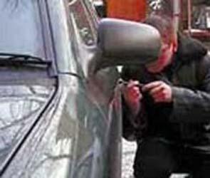 Воронежский школьник украл три машины