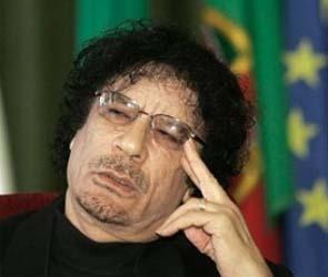 Убит ливийский лидер Муаммар Каддафи
