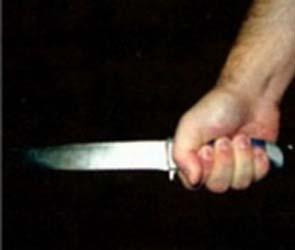 В Воронеже мужчина ударил ножом водителя