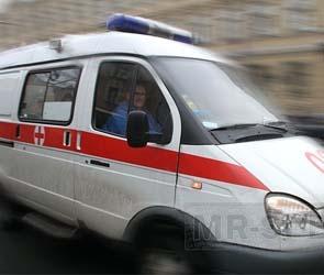 Грузовик столкнулся с бензовозом в Воронежской области