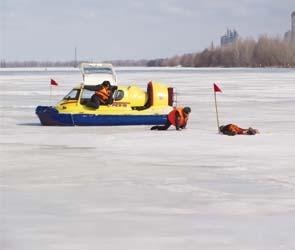 Хождение по водам: опасная зимняя рыбалка в Воронежской области