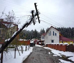 Воронежская область: в село вернули свет