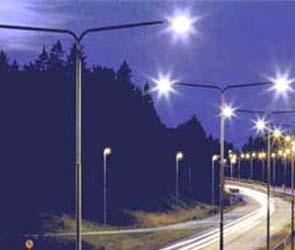 2460 новых светильников получат микрорайоны Воронежской области